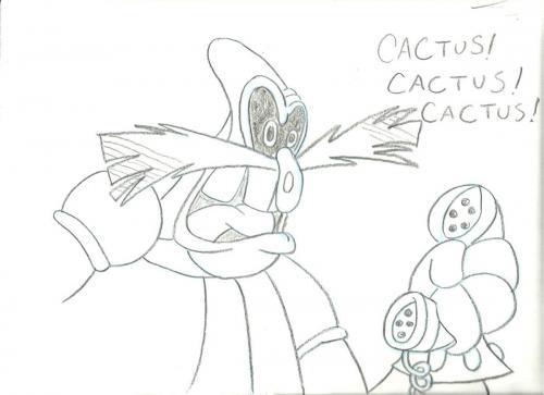 Robotnik Cactus