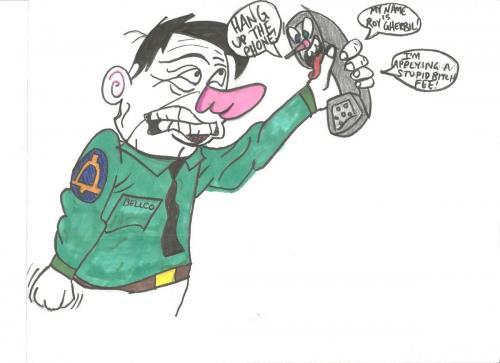 Ranger Smith Crank Call
