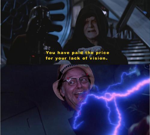peas has paid the price